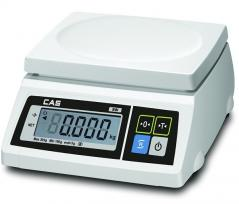 Весы порционные CAS SW-5