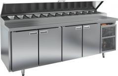 Стол холодильный для пиццы HICOLD PZ2-1111/GN