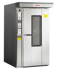 Ротационная печь Sottoriva QUASAR TOP COMPACT 4060 E