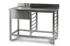 Обвалочный стол ТММ СНПО-2/1200/600 с душирующем устройством