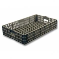 Ящик хлебный 740х465х145мм с отверстиями