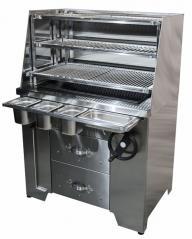 Мангал многофункциональный угольный Grill Master УММ (ROBATA )
