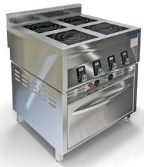 Жарочный шкаф Техно-ТТ ШД-807 к индукционным плитам