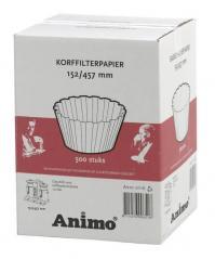 Фильтр бумажный Animo 152/457-CB 10(W) (500 шт.)