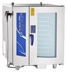 Пароконвектомат Abat ПКА 10-1/1ПМ2-01 (автоматическая мойка) бойлерный