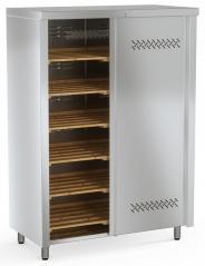 Шкаф для хлеба ATESY ШЗХ-С-1200.600-02-К без полок (ШЗХ-1200)