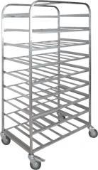 Стеллаж ITERMA стр 67к-810/500/1500 для подносов
