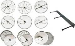 Комплект из 12 дисков к овощерезке Robot Coupe