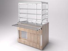 Витрина холодильная Refettorio RC23A