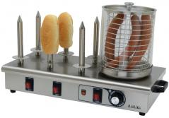 Аппарат для хот-догов AIRHOT HDS-06