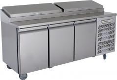 Стол для пиццы Desmon FPTM3N-80