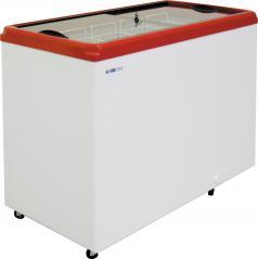 Ларь морозильный Italfrost CF200F красный