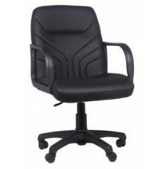 Кресло для руководителя Лидер (газлифт)
