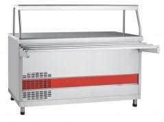 Прилавок холодильный Abat ПВВ(Н)-70КМ-01-НШ Аста