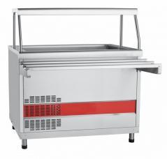 Прилавок холодильный Abat ПВВ(Н)-70КМ-02-НШ Аста