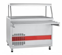 Прилавок холодильный Abat ПВВ(Н)-70КМ-НШ Аста