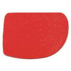 Шпатель кондитерский [10шт] пластик H=1.5,L=12.5,B=9см красный Paderno