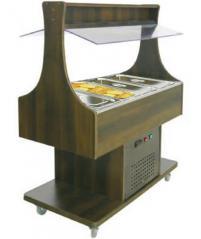 Буфет мармит вторых блюд Техно-ТТ БМВ-1490
