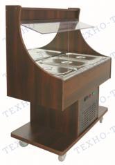 Буфет с ванной для льда Техно-ТТ БВЛ-1395A