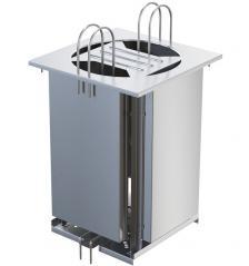 Модуль для подогрева тарелок ATESY Регата МПТ-440-940-02