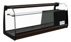 Барная холодильная витрина Carboma ВХСв-1,8 XL