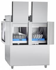 Машина посудомоечная туннельная Abat МПТ-1700 слева-направо