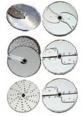 Комплект из 5 дисков к овощерезке для Robot Coupe CL50-52-55-60