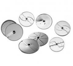 Комплект из 8 дисков для овощерезки Robot Coupe CL-50/52/55/60 и R502