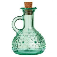 Бутылка для масла Оливия стекло 225мл D=9,H=12,L=9,B=9см прозр.