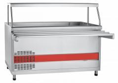 Прилавок холодильный Abat ПВВ(Н)-70КМ-03-НШ Аста
