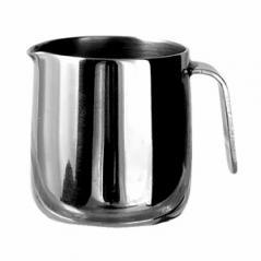 Молочник «Мини»[2шт]; сталь нерж.; 10мл; H=42, L=110, B=40мм; металлич.