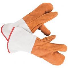 Перчатки термостойкие на 3 пальца (пара) H=2,L=35,B=15см 20 сек до 360град (пара) Paderno