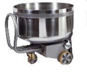 Дежа подкатная C 120 для Silver 120 VE