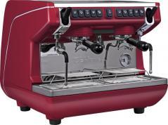 Appia Life Compact 2Gr V 220V red+economizer+high groups Кофемашина-автомат традиционная с 2 высоким