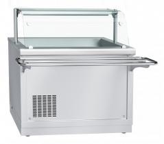 Прилавок холодильный Abat ПВВ(Н)-70Х-НШ HOT-LINE