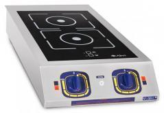 Плита индукционная Abat КИП-2Н двухконфорочная