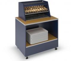 Прилавок для подносов, столовых приборов и хлеба Enofrigo NE