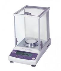 Весы лабораторные электронные CAS CAUX-220