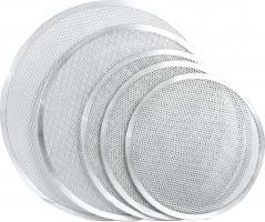 Сетка для пиццы 360мм алюминиевая [38719, PS14]