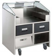 Прилавок наглядной кулинарии Electrolux Libero Line plug-in ERLP2