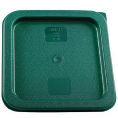 Крышка для контейнера 2л/4л полиэтилен H=17,L=21.5,B=21.5см зелен.