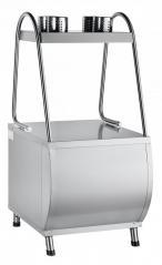 Прилавок для столовых приборов Abat ПСП-70М Патша