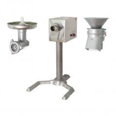 Универсальная кухонная машина УКМ-06-12П (мясорубка+протирка+подставка)