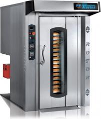 Ротационная печь Forni Fiorini ROTOR 60x80 платформа