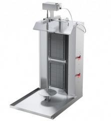 Аппарат для шаурмы ATESY 2 М газовый с электроприводом