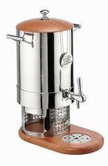 Диспенсер для горячих напитков 8л 24х40см электр. Pinti Buffet Alpes