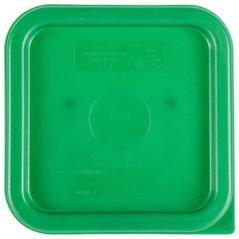 Крышка к контейнерам на 1,9л и 3,8л зеленая, полиэт. Cambro