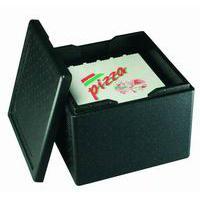 Контейнер для перевозки пиццы 41х41х33см 32л, п/п Schneider