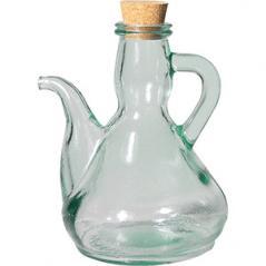 Бутылка для масла стекло 500мл прозр.