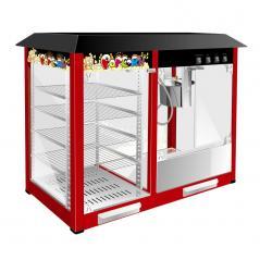Аппарат для приготовления попкорна с витриной EKSI HW-P8